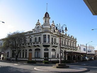 Maryborough Bull and Mouth Hotel