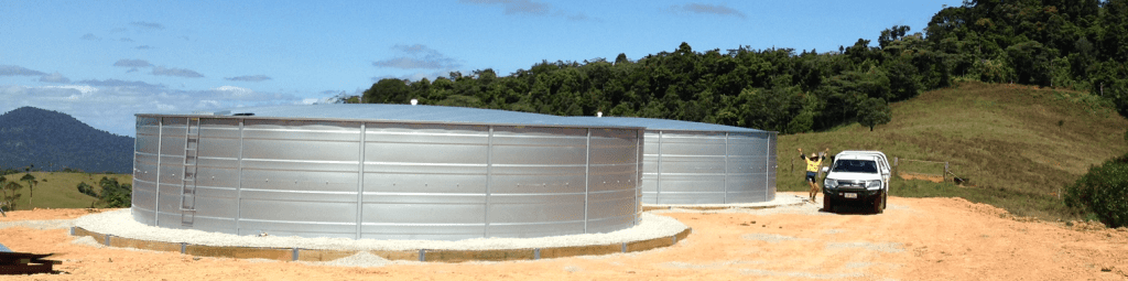 Ravenshoe Water Tanks