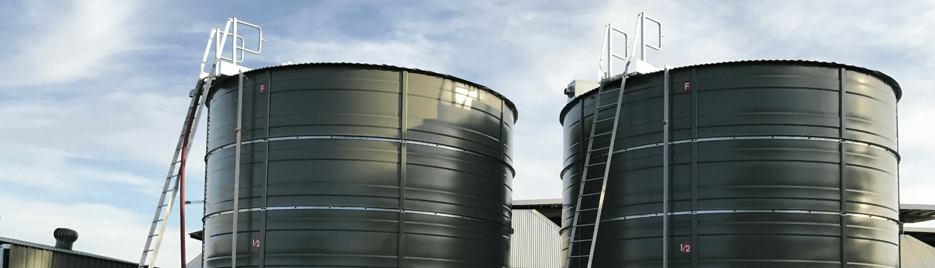 Industrial and Commercial Water Tanks