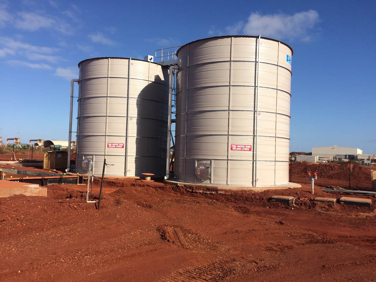 Karratha Mercury Treatment Plant