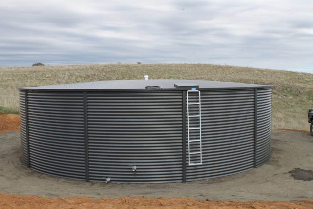 Water Tanks | Large Steel Water Tanks | Heritage Water Tanks