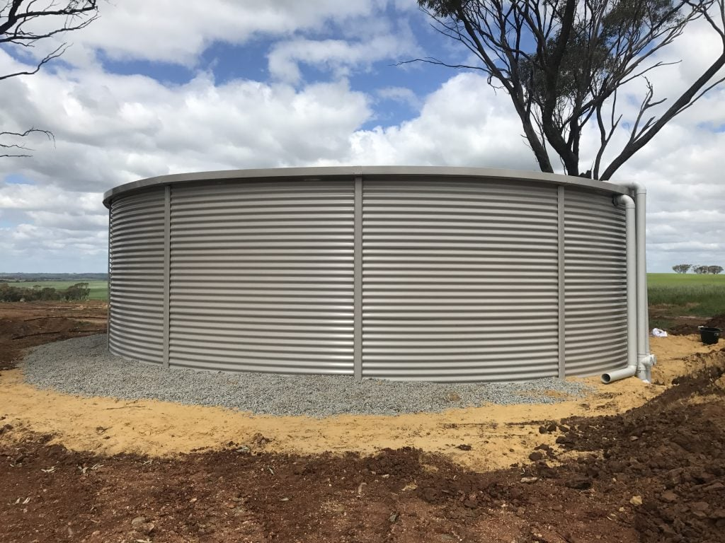 EvaRain Tank Ready Set Reno